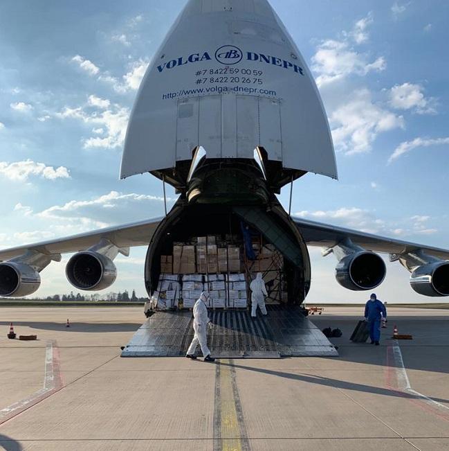 Каргокомпания Александра Удодова нарастила объем авиагрузообработки