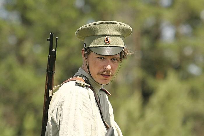Nikita Efremov in the series